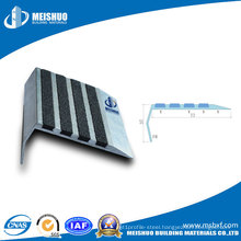 Anti- Inserted Aluminum Stair Nosing